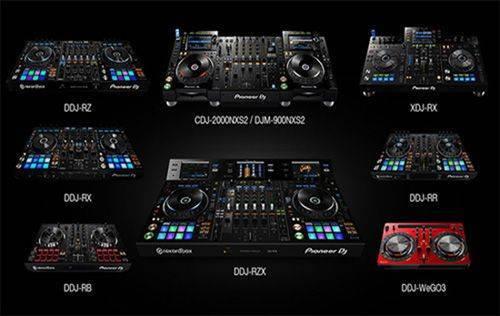 Les contrôleurs DJ Pioneer