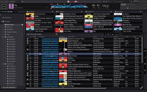 fichiers musicaux dj