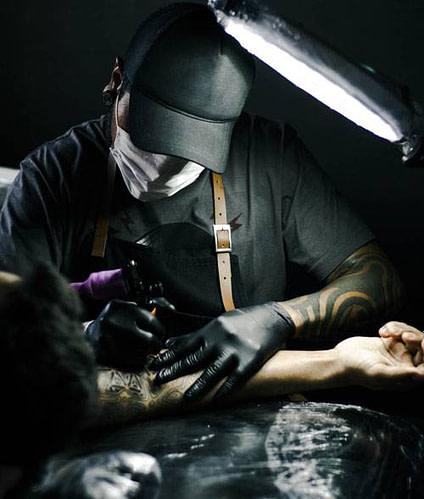tatouage permanent