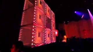 Les jeux de lumière ou light show, usage de la LED