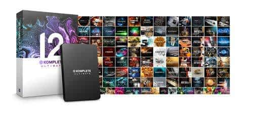 Logiciel de production musicale Native Instruments