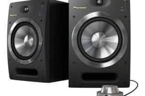 Les enceintes actives de monitoring Pioneer S-DJ