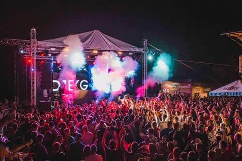 les festivals