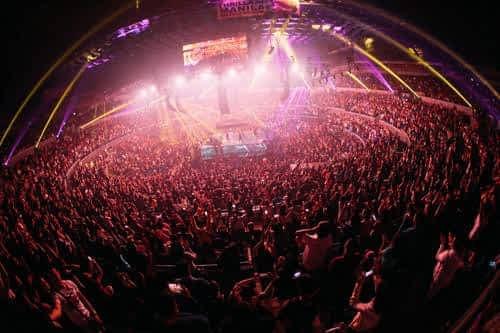 les discothèques ou festivals