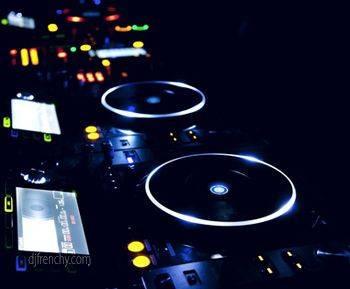 DJ les effets audio numériques