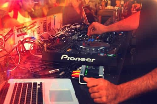 discothèques ou festivals