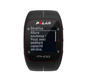montre polar gps m400