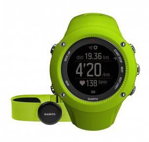 La montre GPS spéciale running (course à pied), la suunto ambit 3 Run
