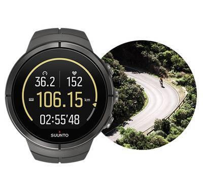 suunto spartan autonomie d'entraînement avec GPS