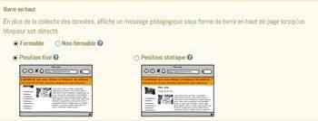 Publicités, blocage de pubs sur internet