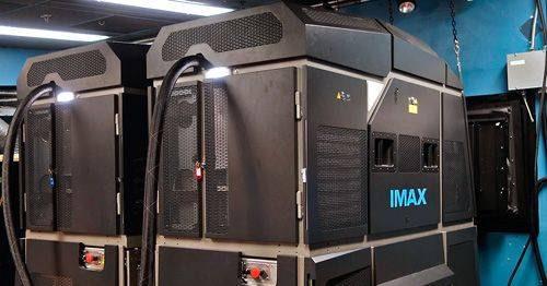 IMAX projecteurs