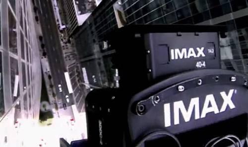IMAX Camera pour technologie IMAX