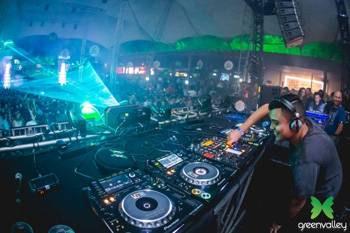 Le Green Valley au bresil est classé meilleure discothèque au Monde