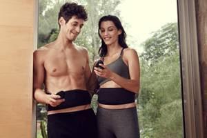 ceintures pour faire de l'électrostimulation, les produits slendertone