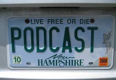 podcast dj