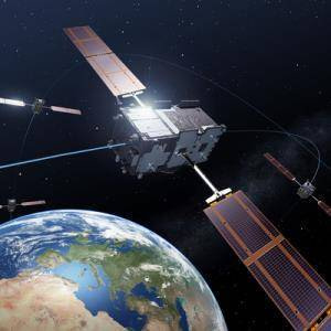 gps europeen galileo, mise en orbite satellittes