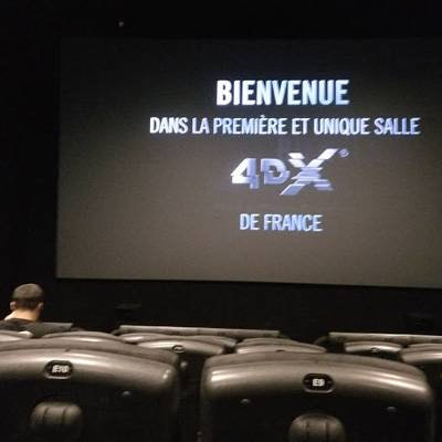 film au format 4DX