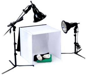 Les mini studios photos Macro pour des photos de qualité. mini studios photos