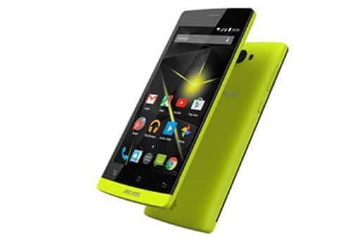 Le smartphone 4G ARCHOS 50 Diamond est performant dans bien des domaines, y compris au niveau tarifaire archos 50 diamond
