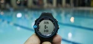 montre natation garmin swim